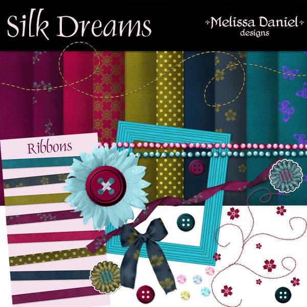 Silk Dreams kit