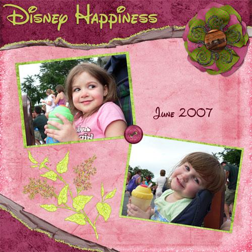 Disney Happiness