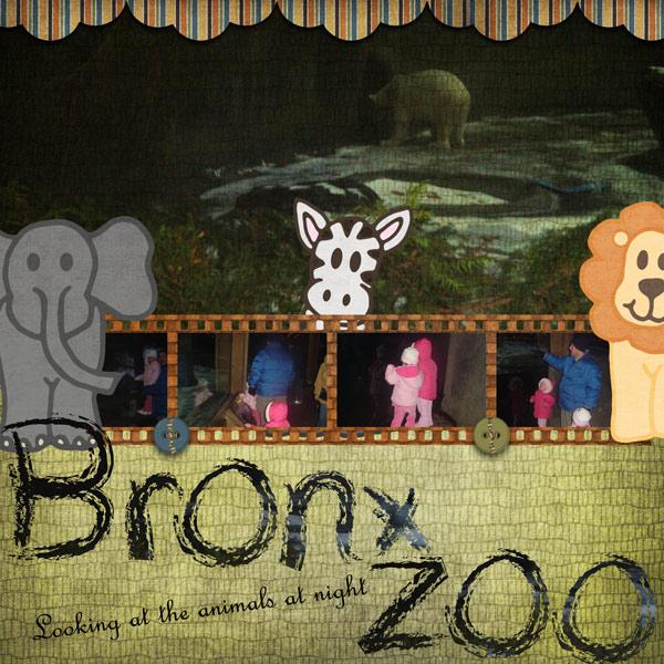 LJCrochet - Zoo kit LO