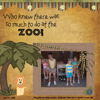 Dawn - zoo LO